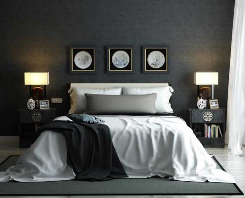 Luxe hotel kamer